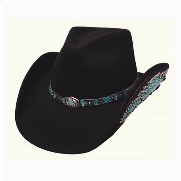 Women s Bullhide cowboy hat NWT db956ae80cb